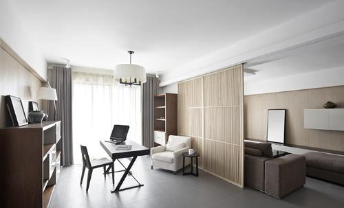 Office Design (3D Rendering)